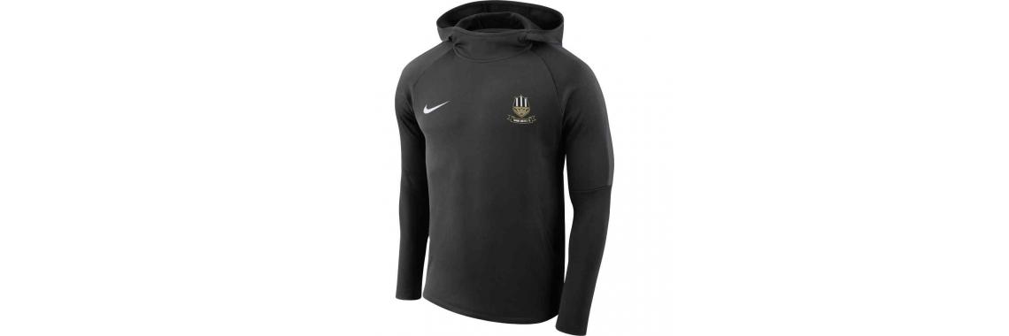 Nike TUFC Player Academy 18 Hoody (Polyester)