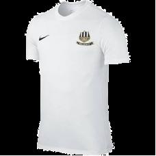 Nike TUFC Coaches Training Shirt (White)