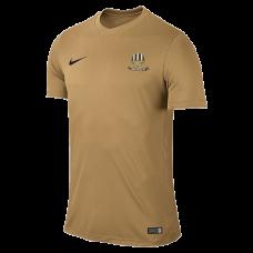 Nike TUFC Coaches Training Shirt (Gold)