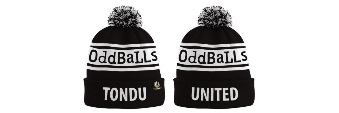 Odd Balls Adult Hat